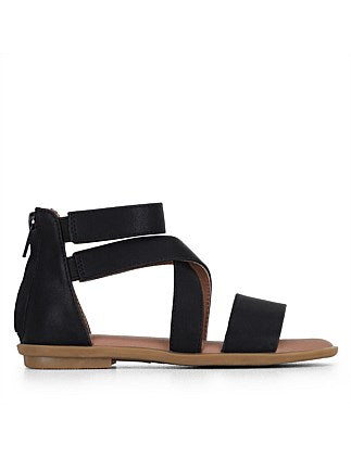 HALLE BACK IN STRAPPY SANDAL BY CLARKS