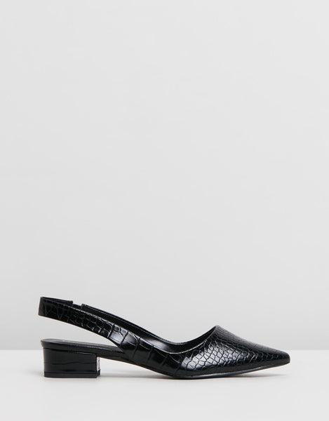 AUDREY SLING BACK POINT