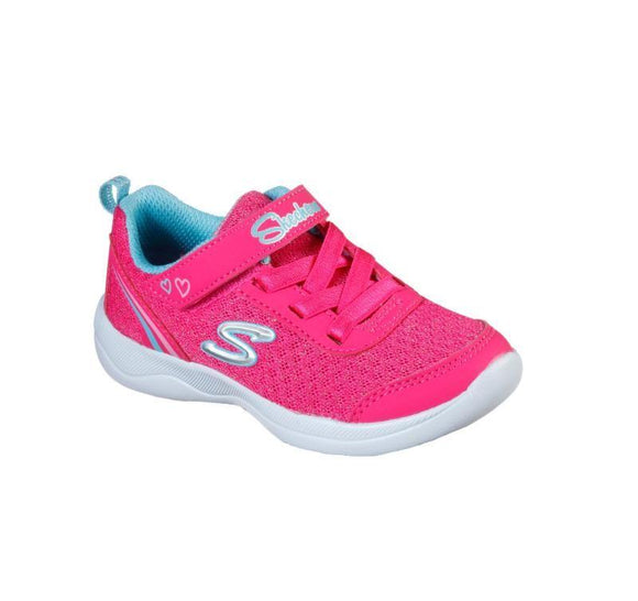 GIRLS INF SKECH STEPZ 2.0 SPARKLE TRAIN BY SKECHERS