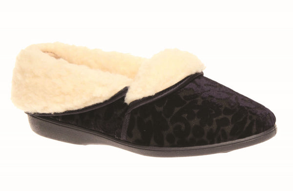 MARE WOOL SLIPPER