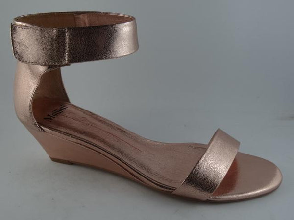 MARSY LOW WEDGE  by Mollini