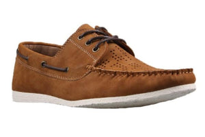COAST LACE UP CASUAL SHOE