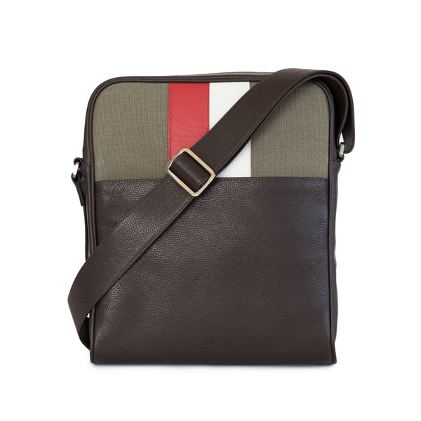 CROSSBODY MATIAS CAFE