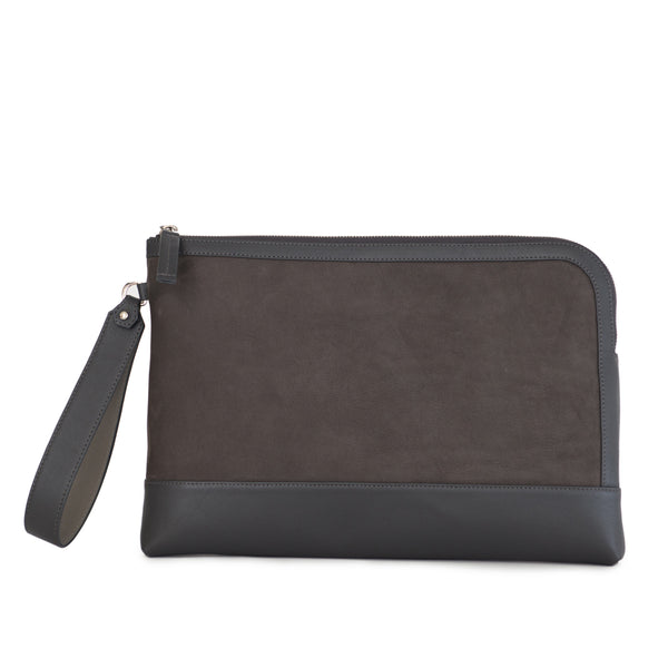 POUCH BRUNO CARBON