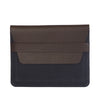 FUNDA IPAD DOBLE LONA MARINO