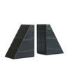 BOOKEND PRINT ALLIGATOR NEGRO