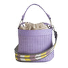 BUCKET MINI CANASTA LILA