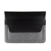 FUNDA IPAD DOBLE NEGRO
