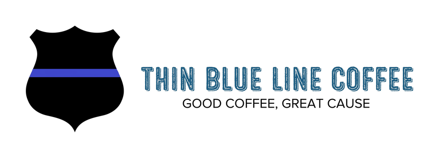THIN BLUE LINE COFFEE
