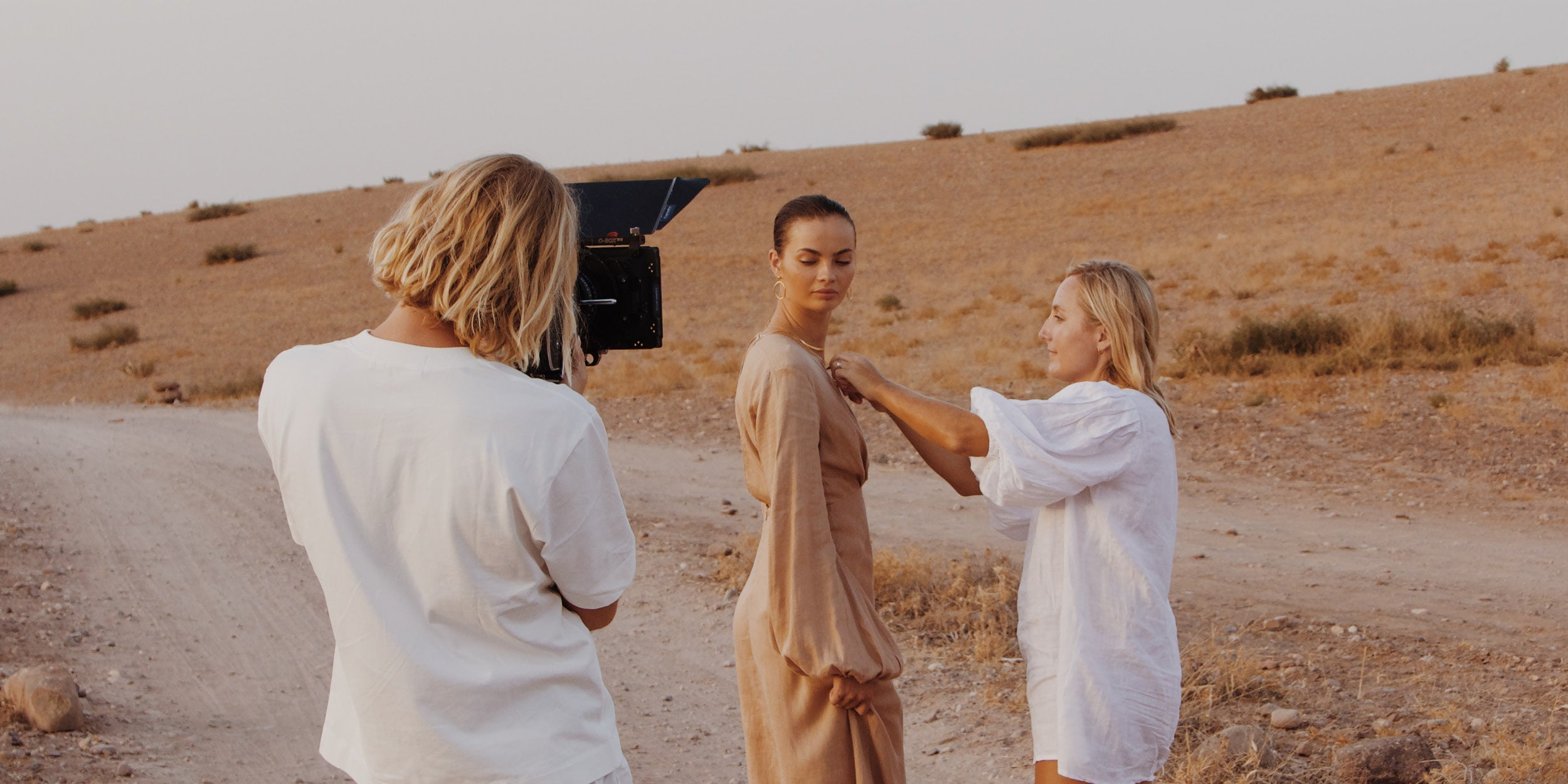 Behind The Scenes in Morocco: She Collection