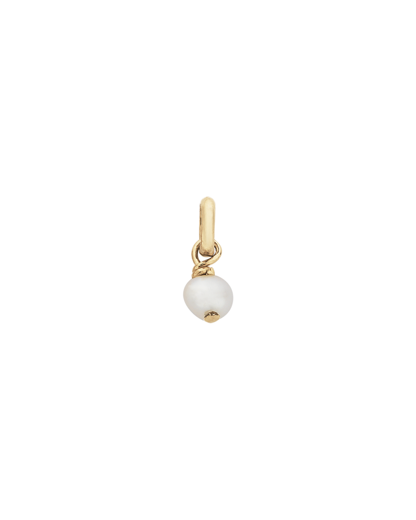 GENUINE PEARL CREAM (18K-GOLD-VERMEIL) Image 01