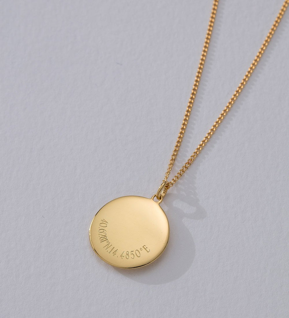 VENUS NECKLACE (18K-GOLD-VERMEIL)
