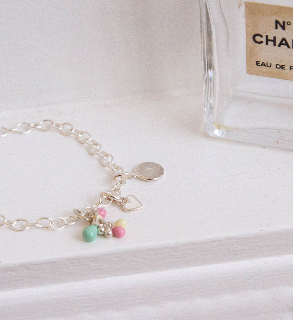 CHARM BRACELET CHAIN (STERLING-SILVER)