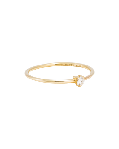 TINY DIAMOND RING (14K GOLD) Image 01