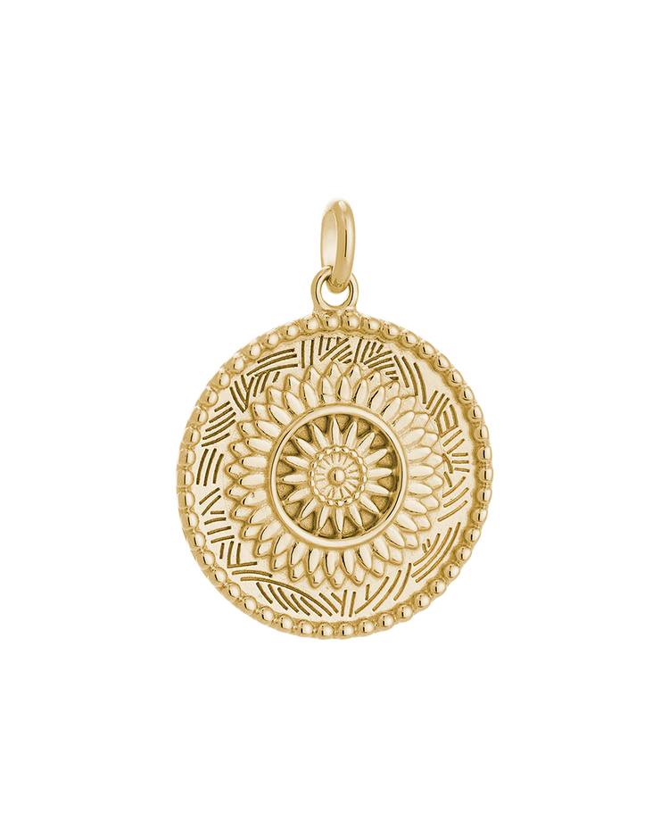 TRAVELLER COIN (18K-GOLD-VERMEIL)