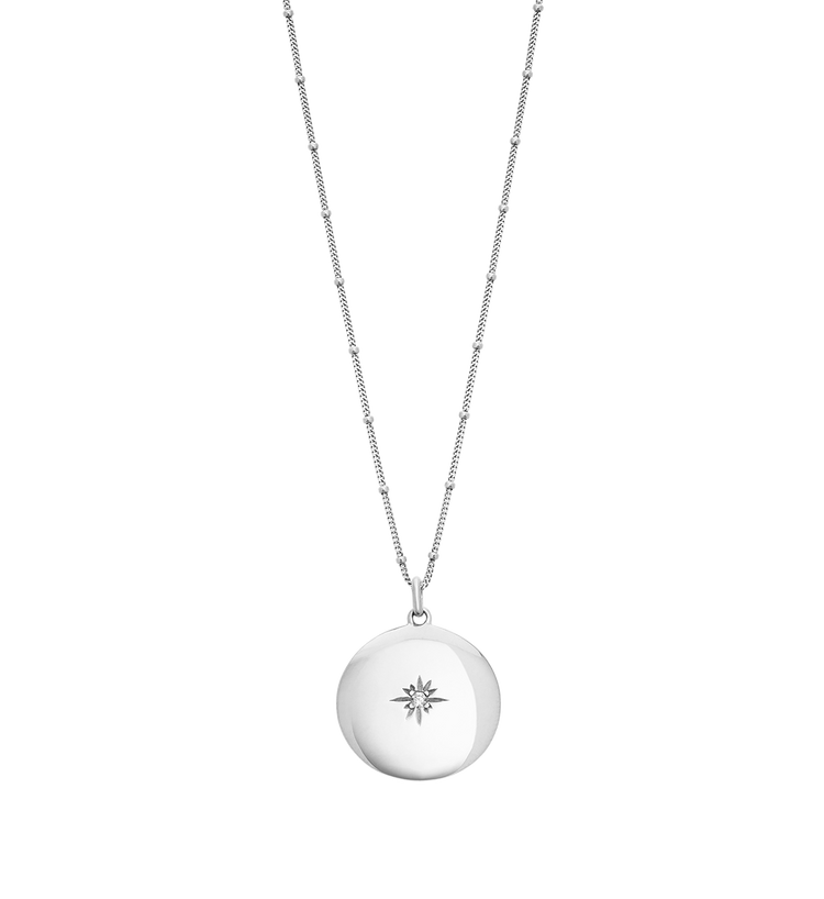 VENUS NECKLACE (STERLING SILVER)