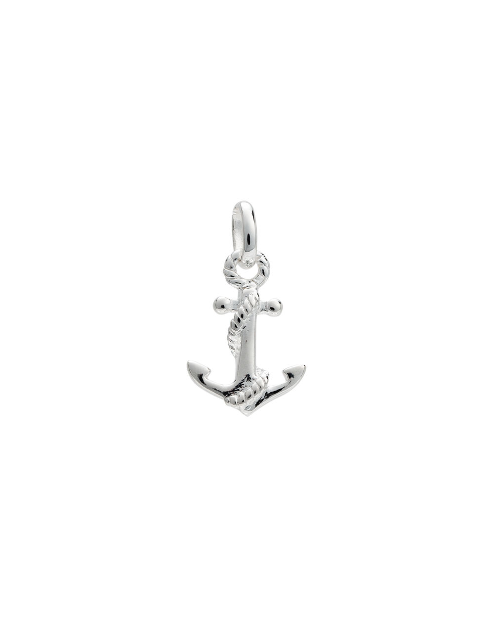 ANCHOR CHARM (STERLING SILVER)