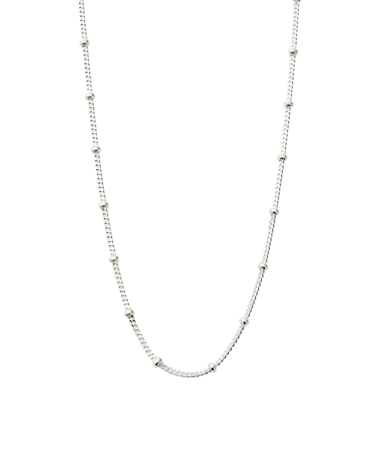 BESPOKE BALL CHAIN (STERLING SILVER)