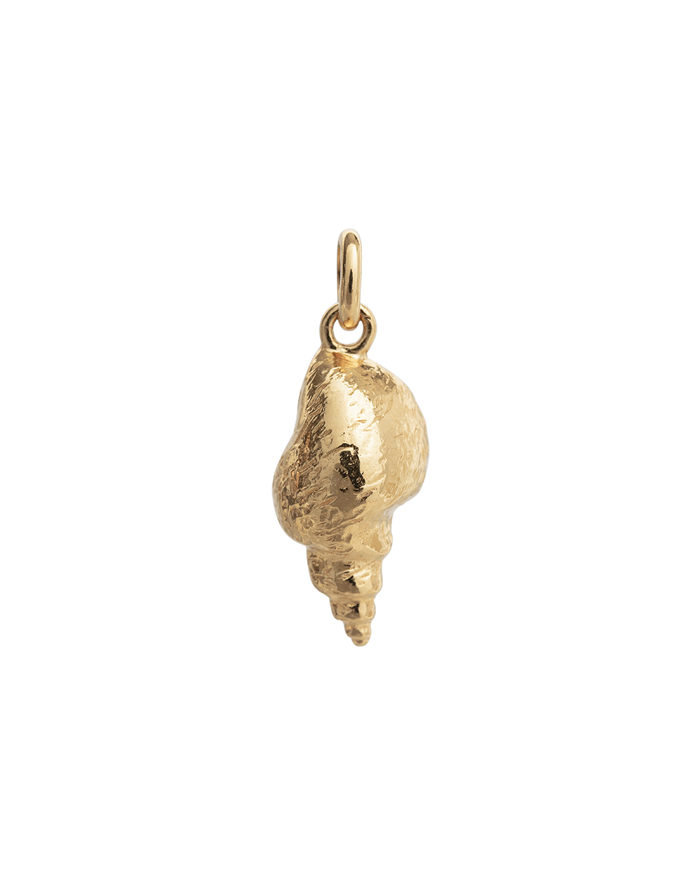 CONCH SHELL (18K-GOLD-VERMEIL)