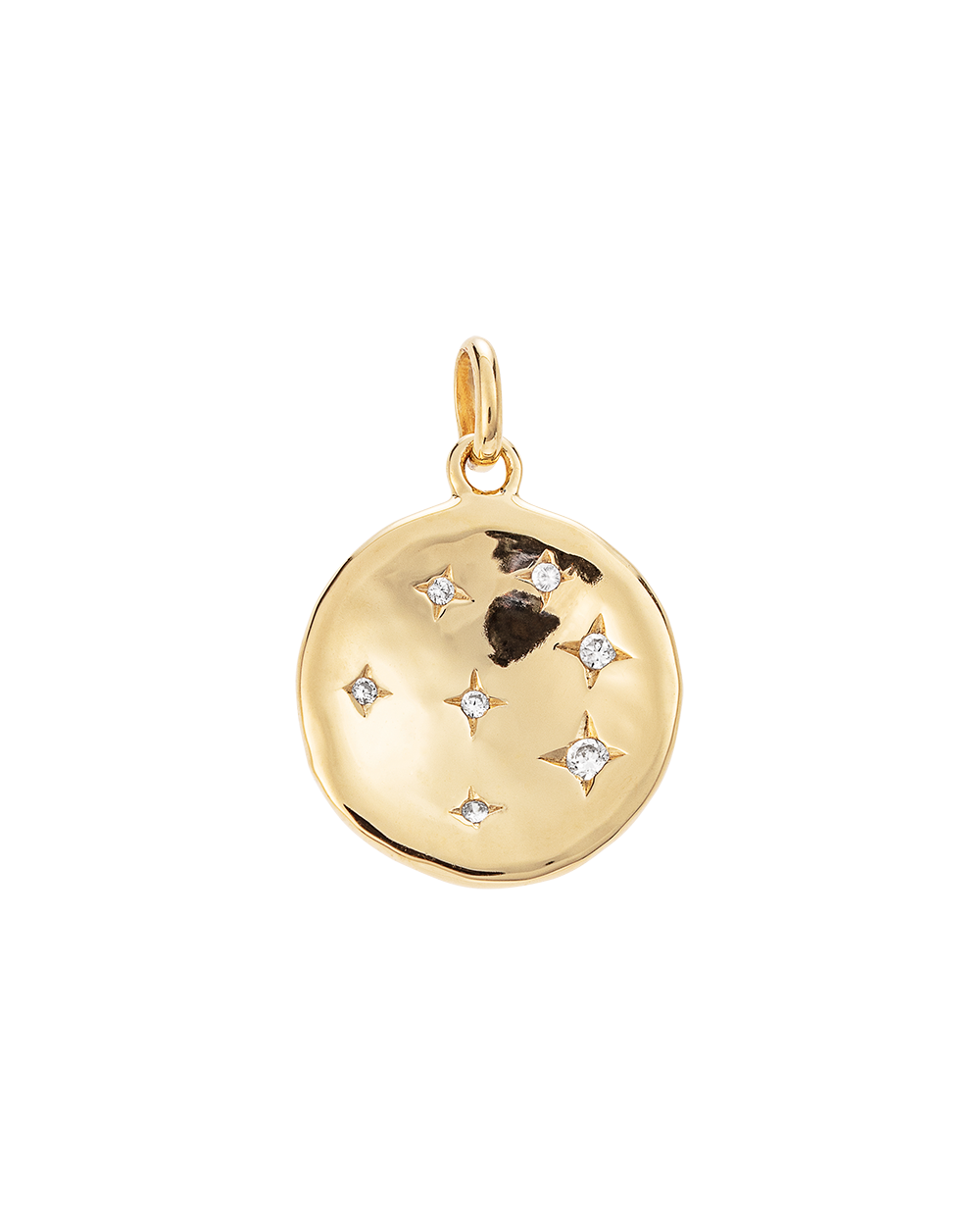 CONSTELLATION COIN (18K-GOLD-VERMEIL)