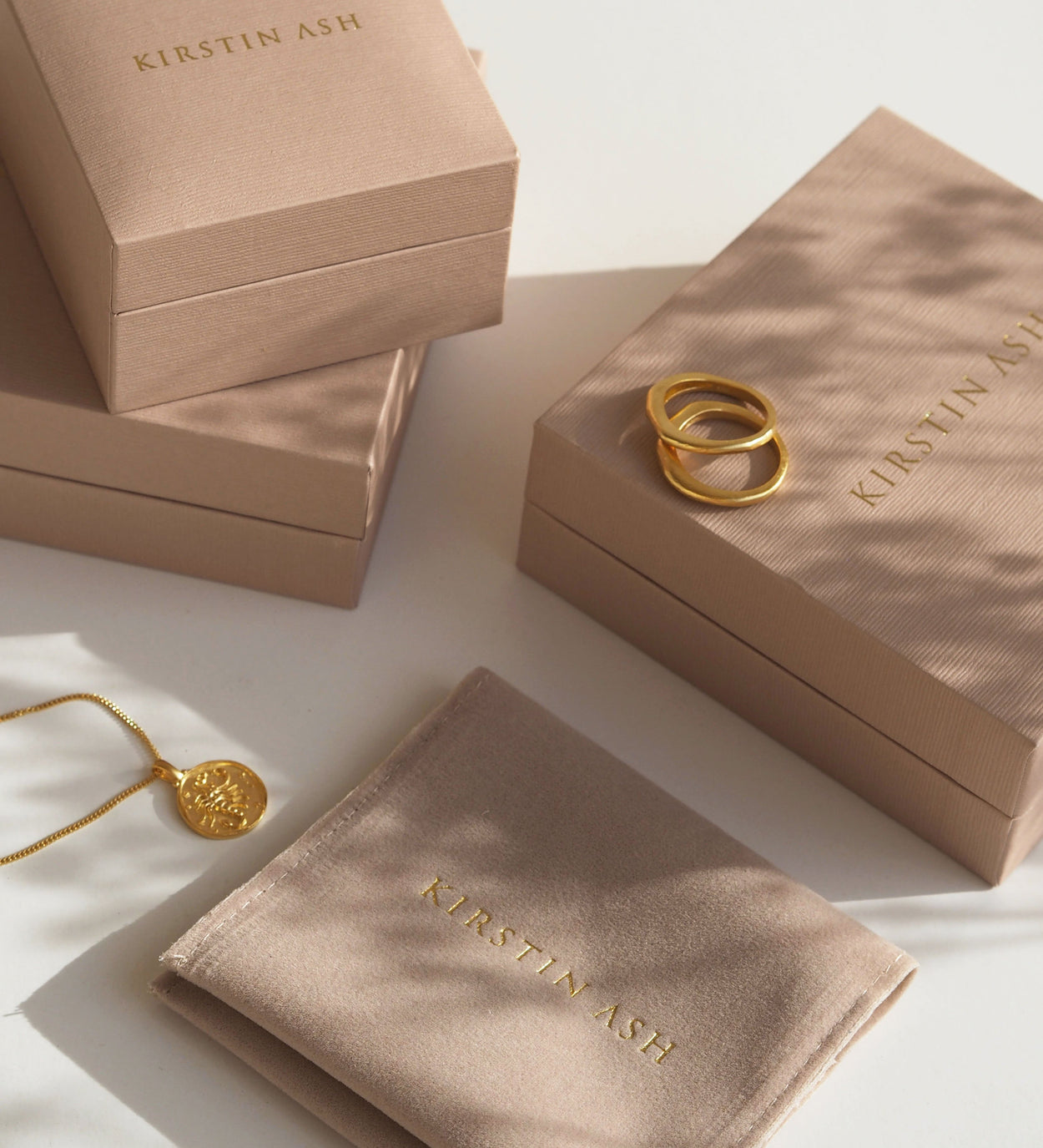 GOLDEN SUN COIN EARRINGS (14K-GOLD-PLATED)