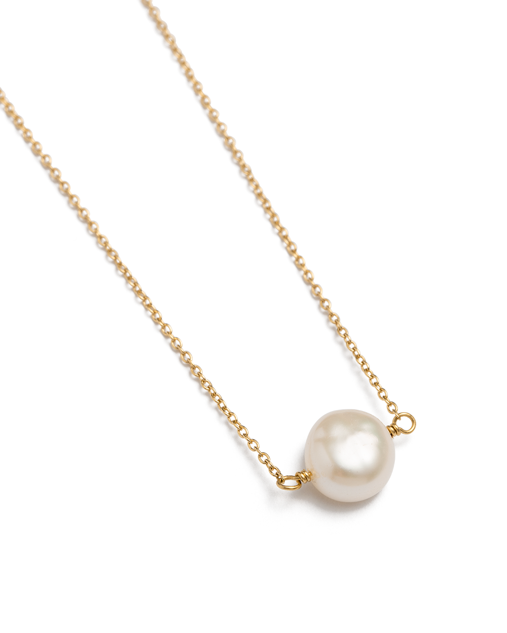 PEARL CHOKER (18K-GOLD-PLATED) 02