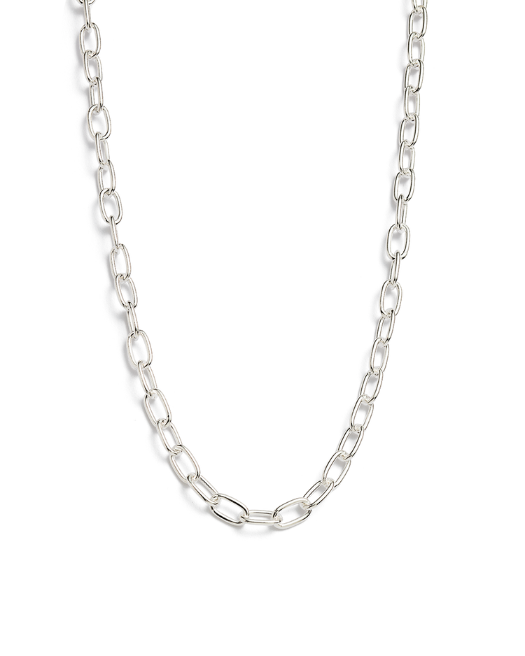 TIDAL CHAIN (STERLING SILVER)