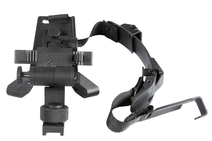 AGM Helmet Mount W-MP for MICH & PASGT Helmets