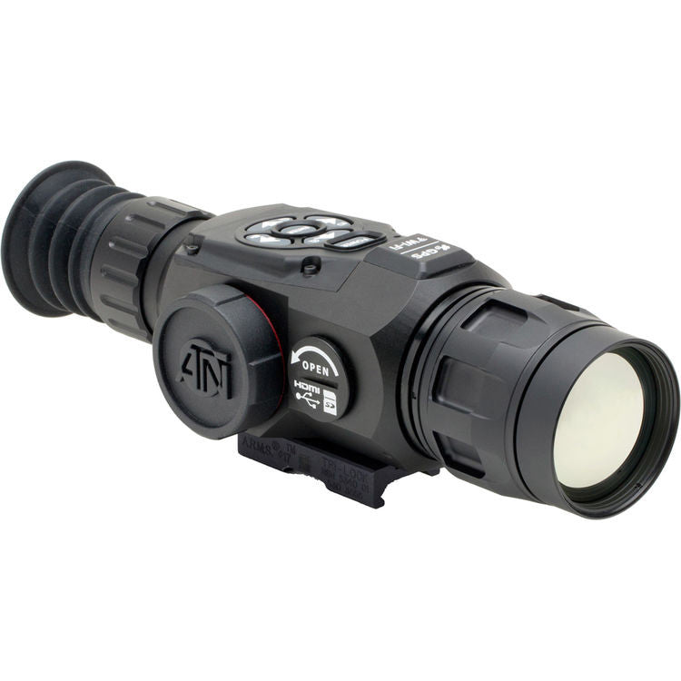 ATN THOR-HD 640 2.5-25x Thermal Rifle Scope