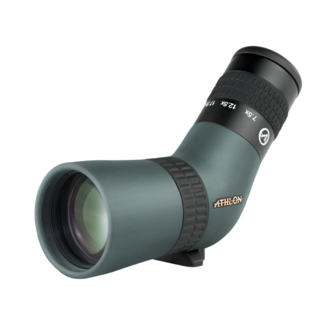 Athlon Ares 7.5-22x5x50 ED Spotting Scope