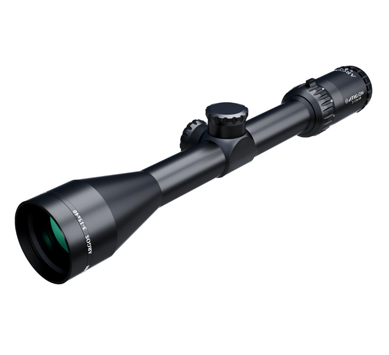 Athlon Argos 3-15x40 Rifle Scope