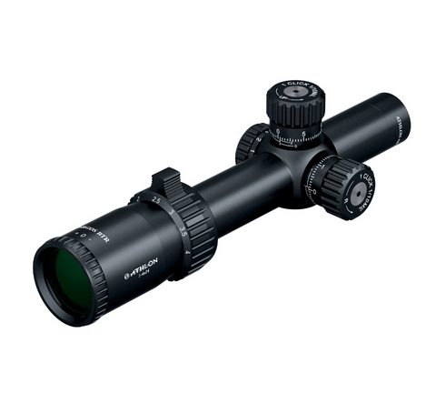Athlon Argos BTR 1-4x24 FFP Rifle Scope