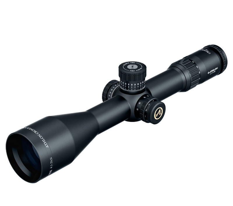 Athlon Cronus 4.5-29x56 FFP Rifle Scope