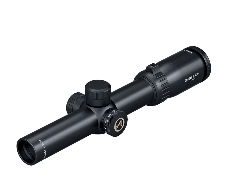 Athlon Midas BTR 1-6x24 SFP Rifle Scope