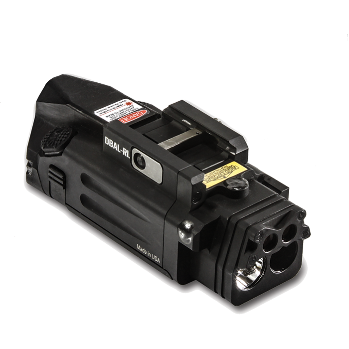 Steiner Dual Beam Aiming Laser Pistol Light (DBAL-RL)
