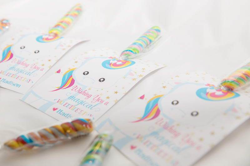 Magical Unicorn Easter Favors, EASTERUNICORN0520