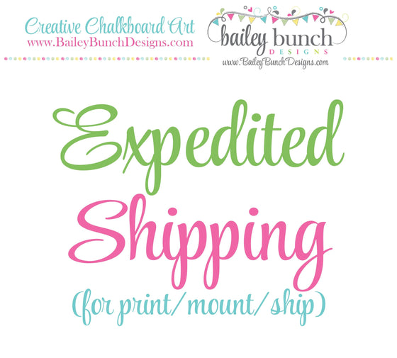 Expedited Shipping OVERNIGHTSHIP0520