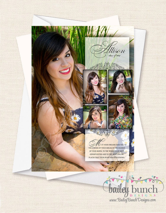 Graduation Invitations GRADINVITE0520