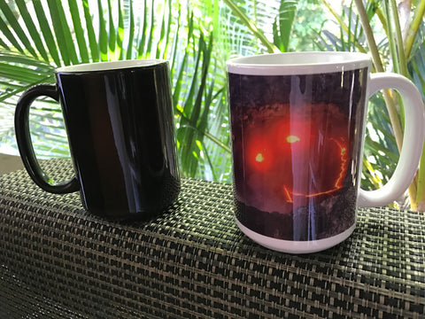 Smiley Face Lava Mugs