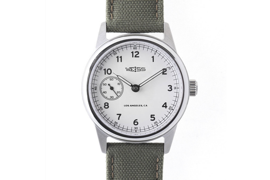 WEISS AUTOMATIC FIELD WATCH | OK