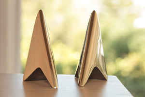 Load image into Gallery viewer, Carl Aubock 3846 Bookends | OK