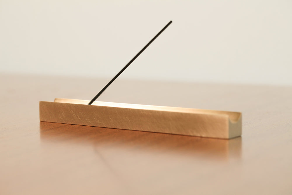Chord Brass Incense Burner | OK