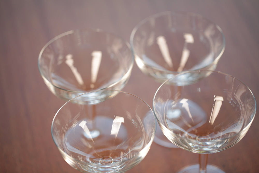 Load image into Gallery viewer, Contemporary Martini Glasses | OK