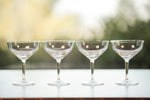 Cocktail Glasses Set of 6