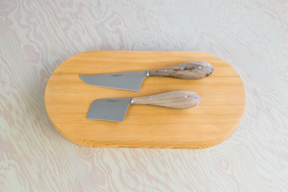 L'Atelier Du Vin Cheese Knives Set | OK