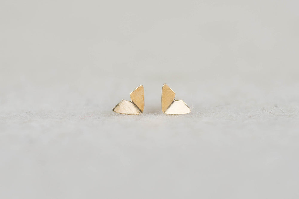 Load image into Gallery viewer, Kaylin Hertel Origami Studs | OK