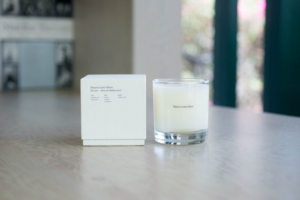 Soy Blend Candle No. 4