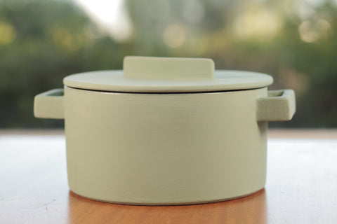 Green Terracotta Clay Pot | OK