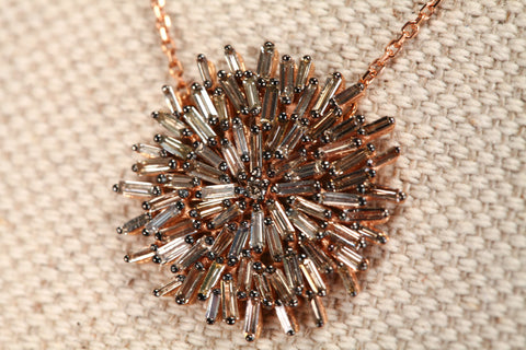 Suzanne Kalan Medium Starburst Necklace | OK