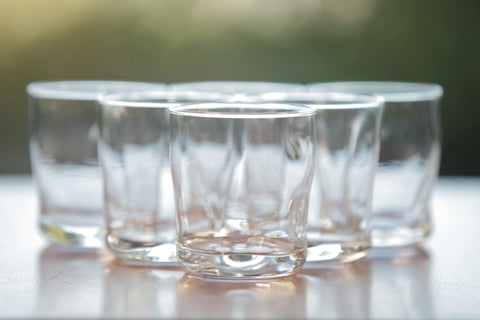 Japanese Old Fashion Glasses